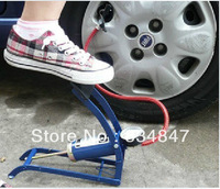 Auto play pump Car air pump with tire pressure