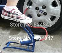 Auto play pump Car air pump with tire pressure