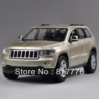 free shipping,2014hot sales,Alloy 1:24 Maisto toy car,car model,Jeep Grand Cherokee car model