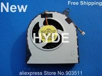 HYDE NEW Original FCN DFB601205M20T DC5V 0.5A CPU FAN FOR ACER ASPIRE V3 V3-771 V3-771G CPU COOLING FAN