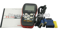 PS150 xtool mileage Reset/service mileage/airbag OBDII car diagnostic scantool with free shipping