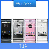 Unlocked Original LG GT540 Mobile phone Wifi Bluetooth 3.15MP Camera FM GPS 3.0'' touch Android Smart phone