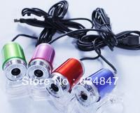 Crystal Barrel USB computer video Webcam 500W pixels