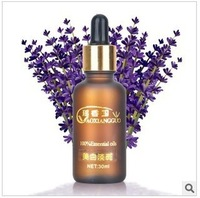 Free shipping 30ML 2pcs/lot lavender essential oil  for skin whitening Water moisture Spa shower massage