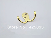 Fashion 10pcs Coat Hook and Robe Hooks Decorative Wall Hooks for Hanging in Kitchen Rest Room Wholesale