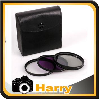 40.5mm UV CPL FLD Filter Set + Flower Lens Hood + Lens Cap for Nik&n J1 V1 with 10-30mm 30-110 Lens &Samsung NX1100 NX300 NX2000