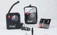mini car compressor pump VA-743A Car air pump 12v car electric air pump portable Dropshipping free shipping