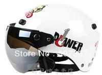 Guitar monkey electric car Harley motorcycle helmet Snow White helmet