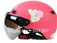 Fashion Minnie red snow motorcycle helmet helmet