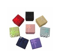 Free shipping Wholesale 100pcs/lot /ring box, ring case, jewelry rings paper boxes gift package box