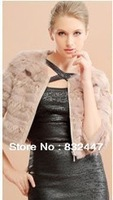 2013 winter women's imitation mink fox fur short design mink fur coat factory direct sale retail and wholesale Free shipping