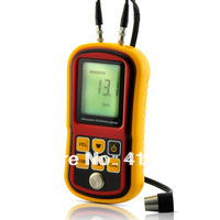 DHL freeshipping  Digital Ultrasonic Thickness Gauge + Sound Velocity Measurement - Auto Calibration