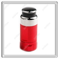 S5M LED Rechargeable Car Cigarette Lighter Torch Mini Focus Flashlight Socket