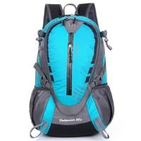 Fashion 32 liters waterproof & abrasion resistant nylon Hiking backpack  Hot sales and free shipping overnight bags women