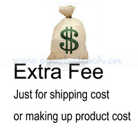 Extra Fee For Freight or Making Up Product Cost, Specail Payment Link for Extra Order Charge&Fees