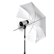 2PCS free shipping Brand New 33 inch 84cm White soft diffuser Umbrella for Camera Photo