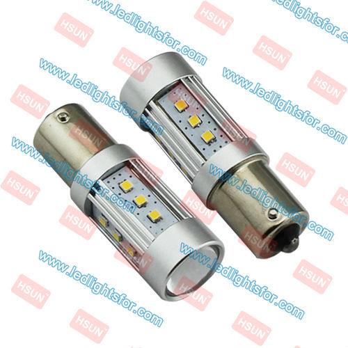 2pcs/lot 22W CREE LED HIGH POWER,1156 LED CAR BULB,P21W LED TAIL LIGHT,BA15S LED LIGHT(China (Mainland))