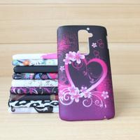 Cheap Buy Butterfly Flower Flag Zebra Leopard Meteor Print Phone Back Hard Case Protective PC Cover For LG G2 D802