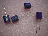 10 pcs 220uf 10V 105 DEGREE LOW ESR AUDIO CAPACITORS SANYO OSCON FREE SHIPPING