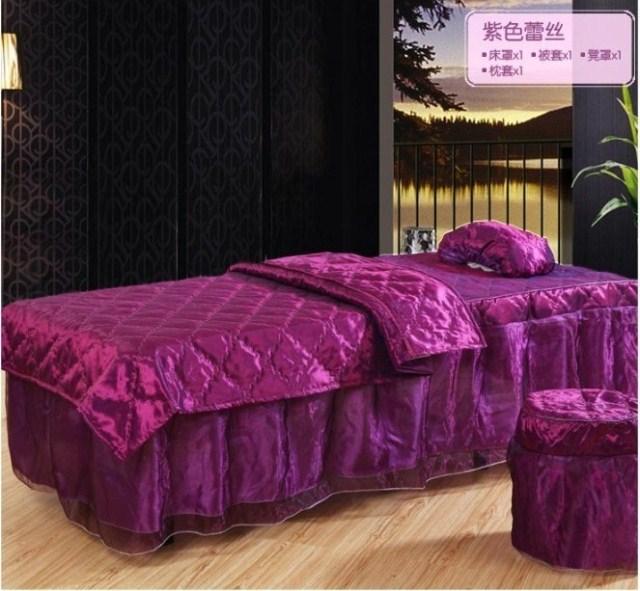 Online kopen wholesale paarse sprei uit china paarse sprei groothandel - Lakens en sprei ...