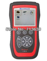 Autel MaxiCheck DPF Special Application car Diagnostics tool OBD2 code scanner on Diesel Particulate Filter syste