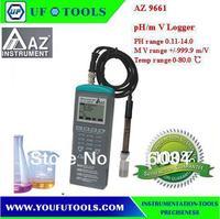 AZ 9661 pH/mV Logger Multiple Function Datalogger With RS232