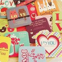 Fashion illustration style coasters, cute cartoon coasters, potholder, 7.5cm, 10 Wholesale free shipping