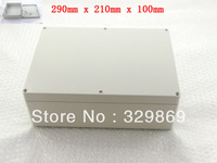 290mm x 210mm x 100mm Waterproof Plastic Enclosure Case DIY Junction Box