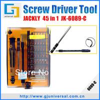 wholesale Guaranteed Precision Screwdriver tool Set 45 In 1 Multi-function screwdriver electric Torx JK-6089C
