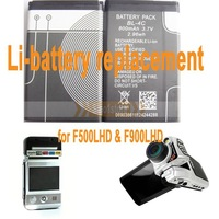BL-4C 800mAh Battery Replacement for Car DVR Camera F500LHD F900LHD battery