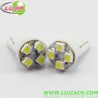 Free shipping  4 SMD T10 W5W 194 1210 Car led INTERIOR DASHBOARD 12V LIGHT/BULB