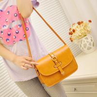 2013 women messenger bag zipper shiny  leather handbag one shoulder cross-body bag small PU messenger bag  free shipping