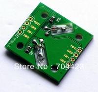 4direction mercury switch induction module Orientation locker G-SENSOR module size 1100*1030mil