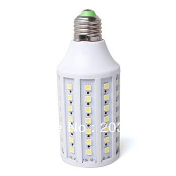 Free Shipping 10W E27 Warm White 60 LED 5050 SMD Corn Light Bulb Lamp LE077