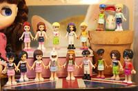 Freeshipping To World 20 pcs New 2013 Fashion toys Popular minion dolls plastic girls' gift toys,style mix order #3001