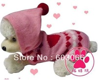 Hot sale Promo New Arrvial Pet clothes, Pet Sweater,Dog's Sweater/Cat's Sweater  PSW101701