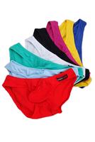 Cock-m male panties low-waist bags cotton panties male briefs