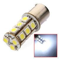 10pcs/Lot 1156 BA15S 18 SMD 5050 LED Car Turn Tail Brake Light Lamp Bulb DC 12V White NEW