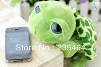25cm Love apartment lovely big eyes small turtle tortoise doll plush toys girls gifts free shipping