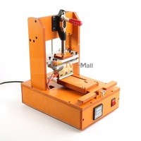 LOCA Glue Degumming Machine Debonder Remover for iPhone 4 / 4S / 5 LCD Screen Refurbishment dhl free shipping