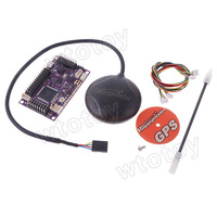 APM 2.5.2 Flight Controller Board with GPS For Multi-rotor Fixed-wing Copter   21046