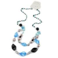 all-match long necklace fashion jewelry, for lady girl young