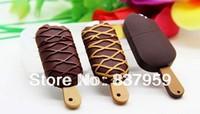 cartoon Ice cream Model USB Flash Memory Pen Drive Stick 1GB 2GB 4GB 8GB 16GB 32GB