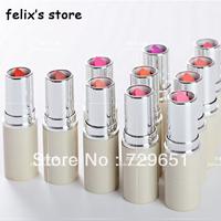 2013 Cosmetic brand makeup 3pcs/lot matte lipstick rouge 3.8g make up lip stick free shipping H1008