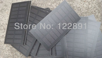 0.8Watt 5.5V Monocrystalline Silicon Solar Panel Small Solar Cell For DIY/Testing High Stand Matting Tech Class A Free Shipping