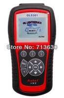 Autel Maxiservice OLS301 Oil service light reset tool/service mileage and service intervals with free shipping