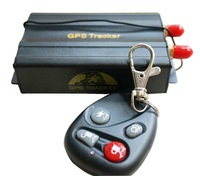 Dropshopping Vehicle Car GPS Tracker TK103B with GSM Alarm Micro SD Card Slot Antitheft/car alarm system