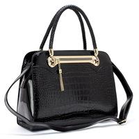 Hot sale 2013 autumn and winter fashion handbag women leather handbags messenger bags one shoulder bag totes 4 colors