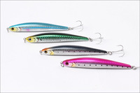 wholesale 90mm 30g  hard jig bait big trolling fishing lure  HMSD90
