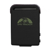 Portable Car GPS Tracker KT102B with GSM Alarm Micro SD Card Slot Anti-theft Real-Time track For GSM GPRS GPS System